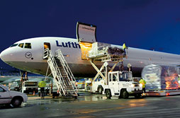 iran Air Cargo Handling