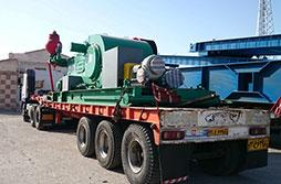 iran Project Cargo Handling